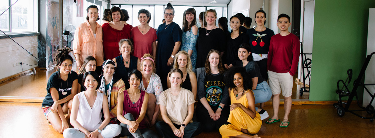 the team at Dance Therapy New Zealand